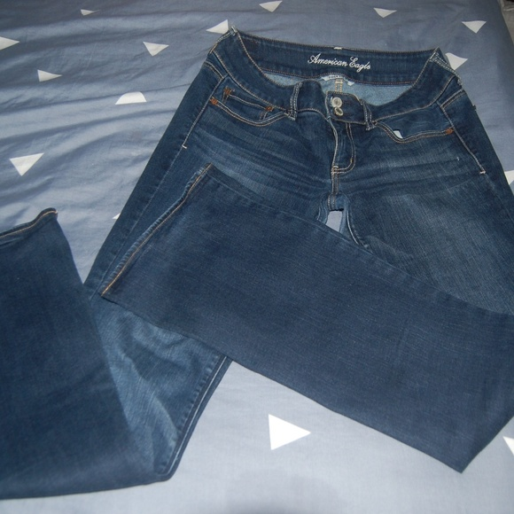 """American Eagle Outfitters Denim - American Eagle """"Artist""""  Super Stretch Jeans"""